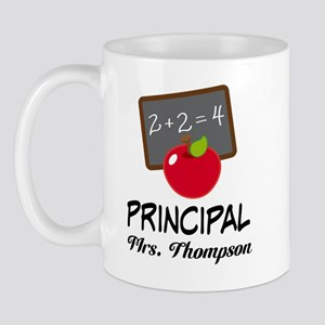 School Principal Personalized Mugs