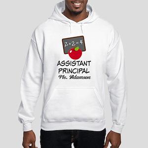Assistant School Principal gift Hoodie
