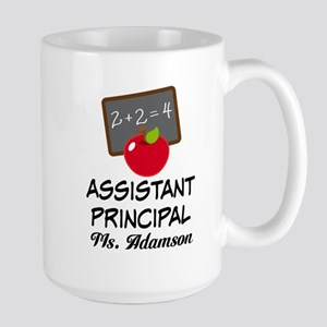 Assistant School Principal gift Mugs