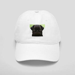 Black Pug Hats - CafePress 1b9eeecd2d6