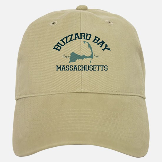 Buzzards Bay - Cape Cod. Baseball Baseball Cap