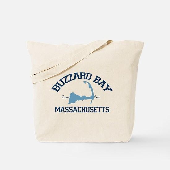Buzzards Bay - Cape Cod. Tote Bag