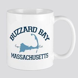Buzzards Bay - Cape Cod. Mug Mugs