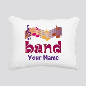 Personalized Marching Band Rectangular Canvas Pill