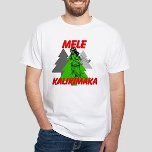 Mele Kalikimaka (Merry Christmas) T-Shirt