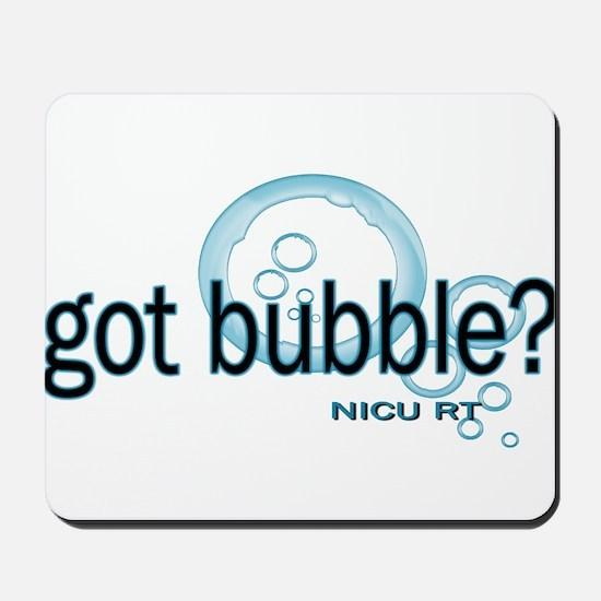 NICU RT - Bubble CPAP Mousepad