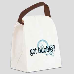 NICU RT - Bubble CPAP Canvas Lunch Bag