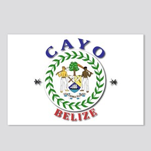 Cayo Postcards (Package of 8)