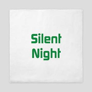 Silent Night Queen Duvet