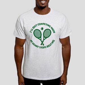 QUIT TENNIS Light T-Shirt