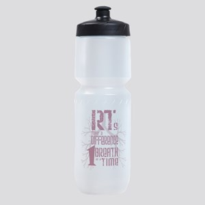 RT-Difference-burgundy Sports Bottle