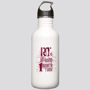 RT-Difference-burgundy Water Bottle