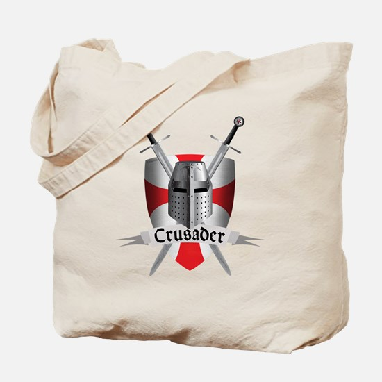 Unique Crusades Tote Bag