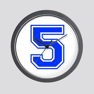 5 Wall Clock
