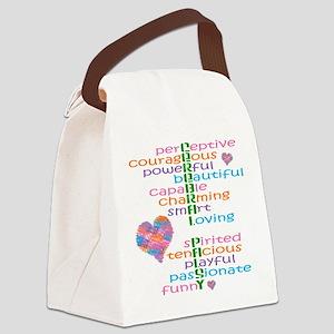 DefineCP Canvas Lunch Bag