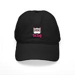 Cat Lady Gray Cat Baseball Hat