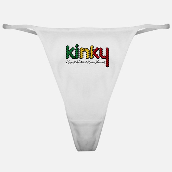 African KINKY Classic Thong