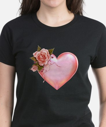 Romantic Hearts T-Shirt