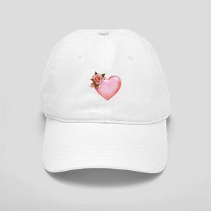 Romantic Hearts Cap