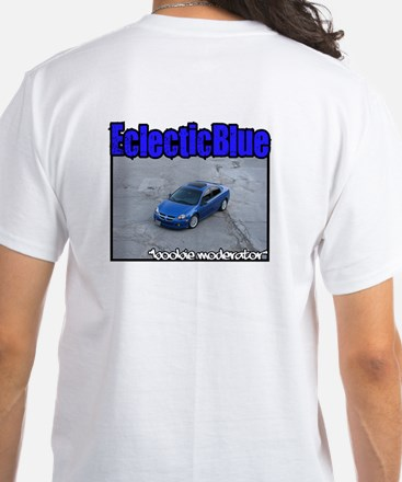 2nd Annual 2GN.org Meet White T (EclecticBlue)