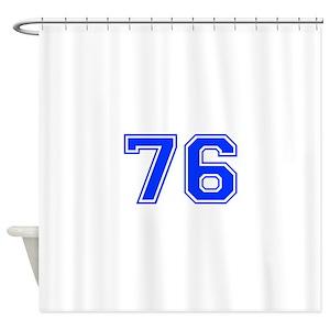 76 Shower Curtains