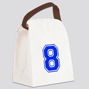 8 Canvas Lunch Bag