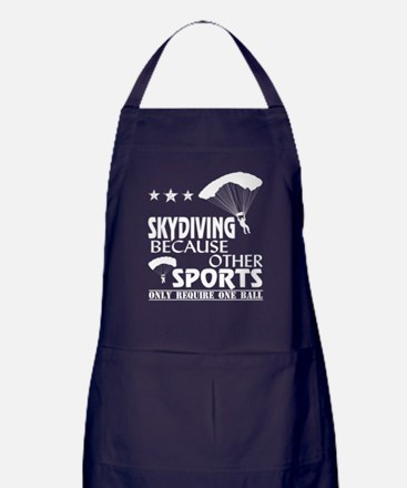 Other Sports Only Require One Ball T Apron (dark)