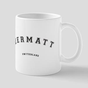 Zermatt Switzerland Mugs