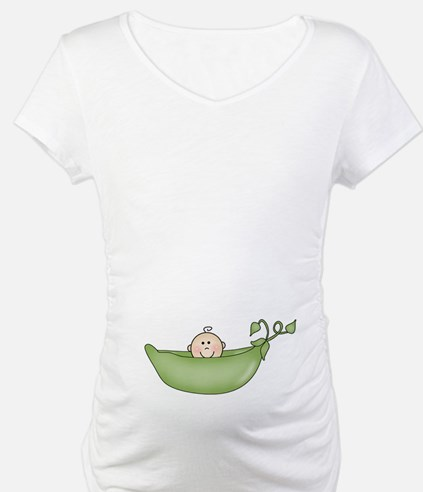 Pea in a Pod (belly) Shirt