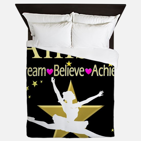 DANCER DREAMS Queen Duvet