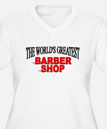 """""""The World's Greatest Barber Shop"""" T-Shirt"""
