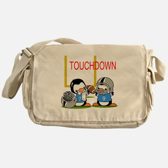 Tochdown football Messenger Bag