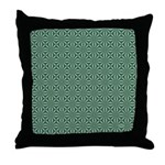 Living Waters Pattern Throw Pillow