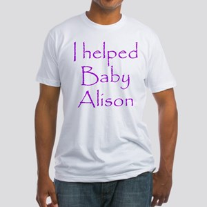 Baby Alison Fitted T-Shirt