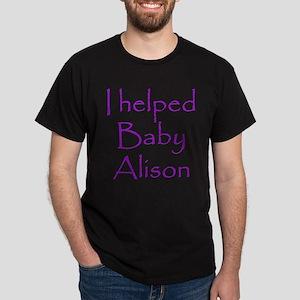 Baby Alison Dark T-Shirt