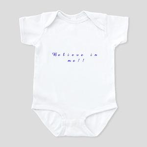 Believe in me Infant Bodysuit