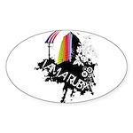 I AM A RUBY Sticker