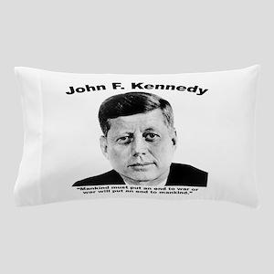 JFK War Pillow Case