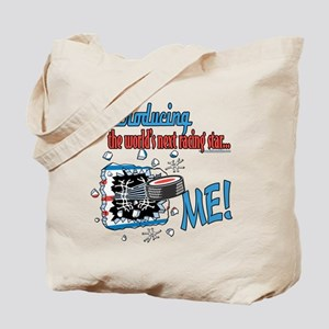 Future Racing Star Tote Bag