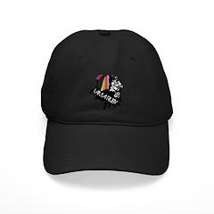 I AM A RUBY Baseball Hat