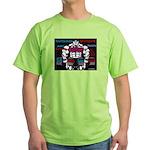 Platinum Ruby University Muscle Man T-Shirt