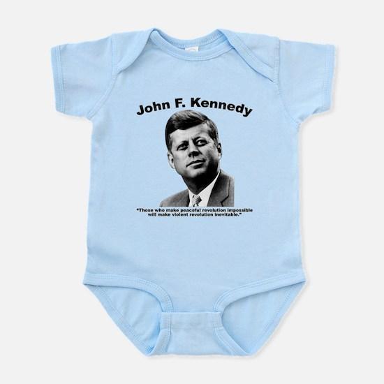 JFK Revolution Infant Bodysuit