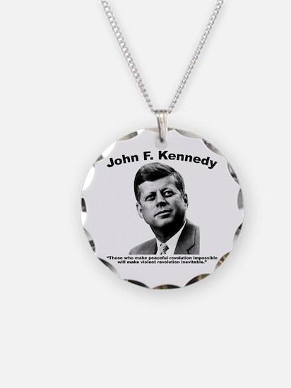 JFK Revolution Necklace