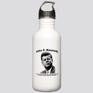 JFK Revolution Stainless Water Bottle 1.0L