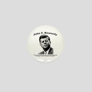 JFK Revolution Mini Button