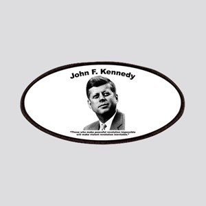 JFK Revolution Patches