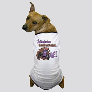 Future Gokart Racer Dog T-Shirt