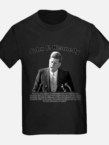 JFK Ask Not T