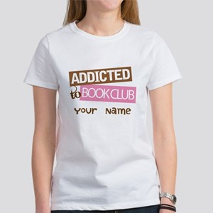 Addicted to Book Club T-Shirt