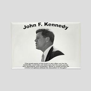 JFK Truth Rectangle Magnet